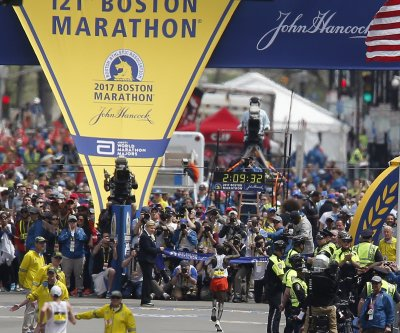 Cool, wet weather expected for Boston Marathon