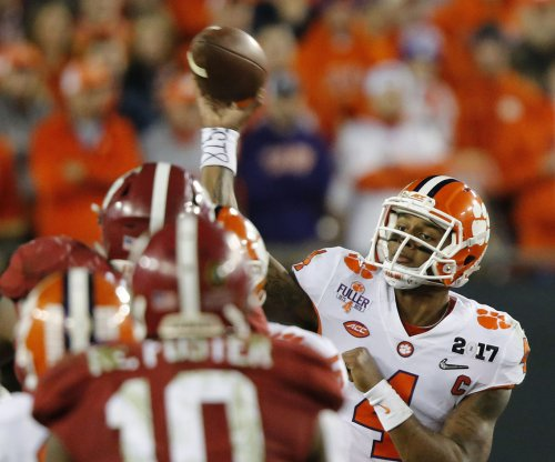 Sources: Clemson QB Watson could go to Jaguars at No. 4