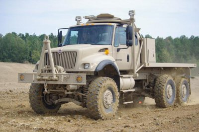 Navistar awarded $18.8 million contract for Iraq MTVs