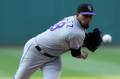 Rockies' Marquez to stay on attack vs. Reds, Harvey