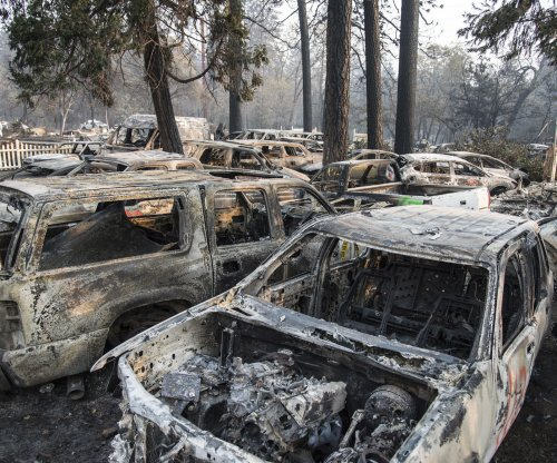 PG&E could face murder charges for role in California wildfires