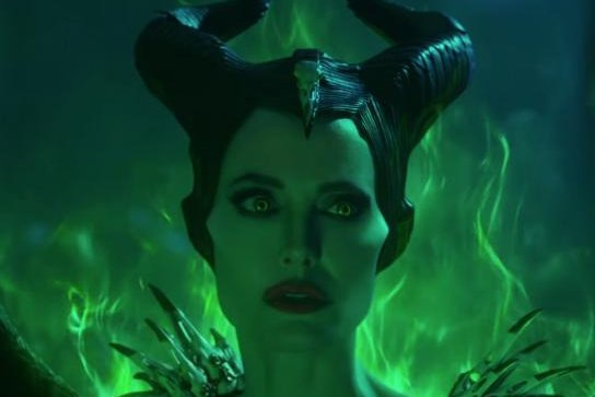 Watch Angelina Jolie Returns As Maleficent In Mistress Of