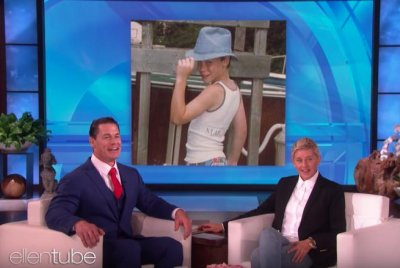 John Cena recalls being picked on for fashion sense