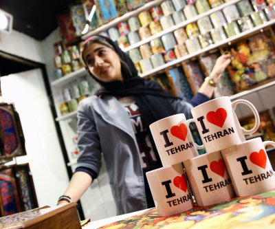 Iran's millennials strive for dignity amid U.S. sanctions