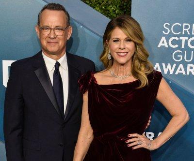 Tom Hanks, Rita Wilson back home after coronavirus treatments in Australia