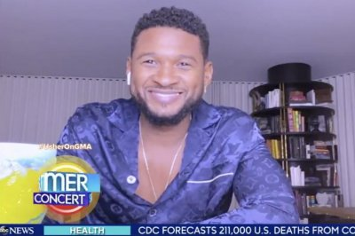 Usher to launch Las Vegas residency show in July 2021