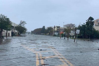 High-tide flood risk is accelerating, putting coastal economies at risk