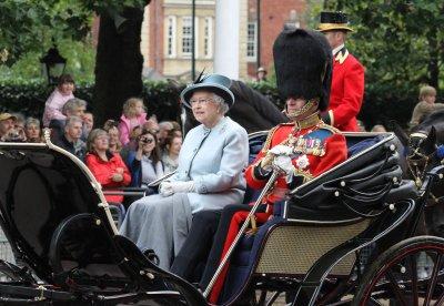 Big plans for Queen's Diamond Jubilee