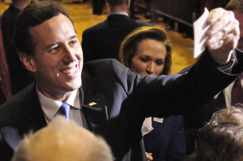 One poll shows Santorum ahead in Ala.