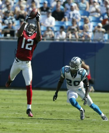 NFL: Carolina 24, Atlanta 9