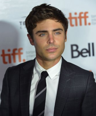 Zac Efron broke his jaw