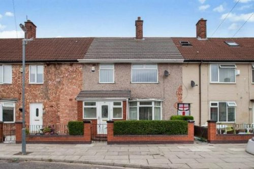 George Harrison's childhood home to be auctioned