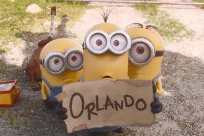 'Despicable Me' prequel 'Minions' debuts new trailer