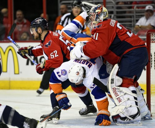 Washington Capitals comeback against New York Islanders