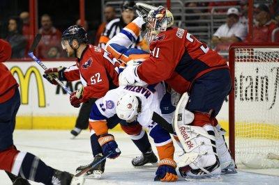 Washington Capitals comeback against New York Islanders