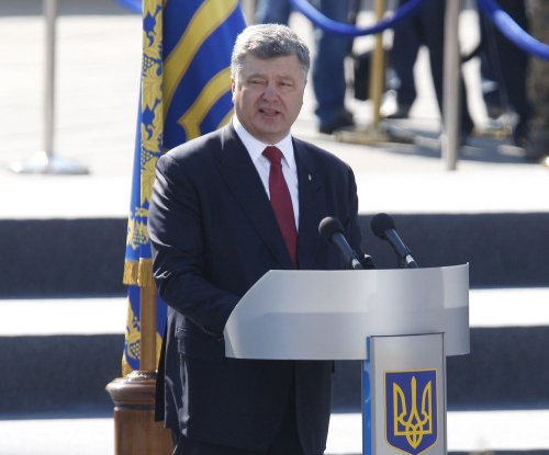 President Poroshenko calls for Ukraine to join NATO