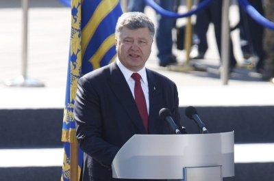 President Poroshenko calls for Ukraine to join NATO
