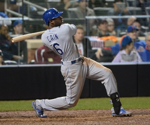 Kansas City Royals agree to two-year deal with CF Lorenzo Cain