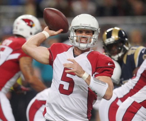 Drew Stanton: Arizona Cardinals agree on terms to keep Quarterback
