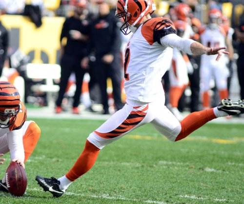 Mike Nugent burns former team, helps Cincinnati Bengals jolt New York Jets