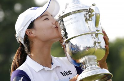 In Gee Chun is LPGA Rookie of the Year