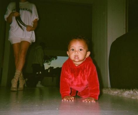 Kim Kardashian shares new photos of son Saint West