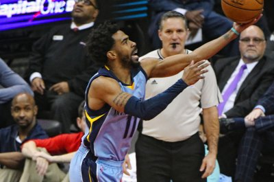 Mike Conley helps Memphis Grizzlies hand Brooklyn Nets 13th straight loss
