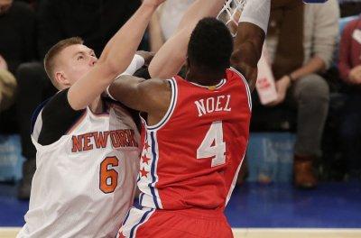 Philadelphia 76ers trade Nerlens Noel to Dallas Mavericks