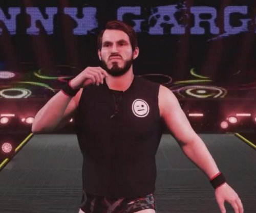 NXT's Johnny Gargano thanks 'WWE 2K18' for adding him into game