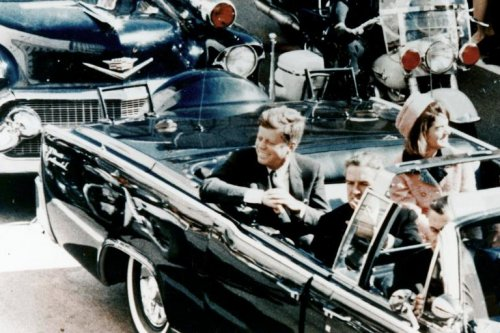 Speech JFK was to give on day of his assassination brought to life by voice synthesis technology