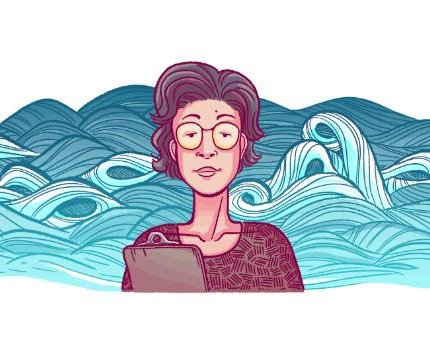 Google honors geochemist Saruhashi with new Doodle