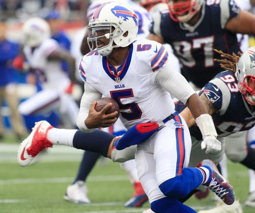 Tyrod Taylor embraces challenge of leading Cleveland Browns