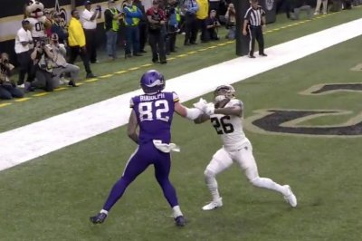 NFL refs on Kyle Rudolph TD: no offensive pass interference