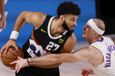 Nuggets' Jamal Murray sinks Lakers in Game 3 of West finals