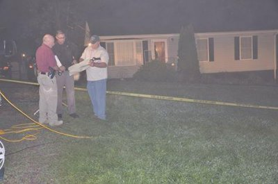 Virginia dad kills wife and three daughters before committing suicide