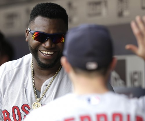 David Ortiz leads Boston Red Sox past Philadelphia Phillies
