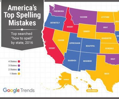 Google Trends reveals Massachusetts residents have trouble spelling state's name