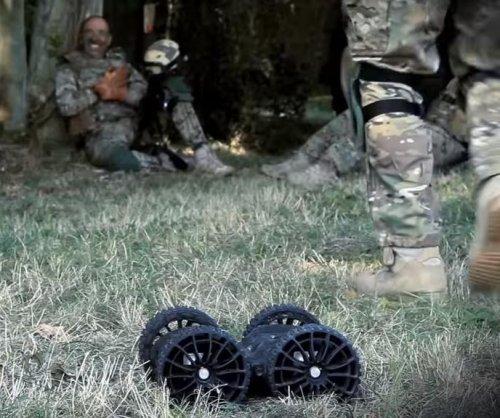 Gabon set to order Nexter UAV and recon robots