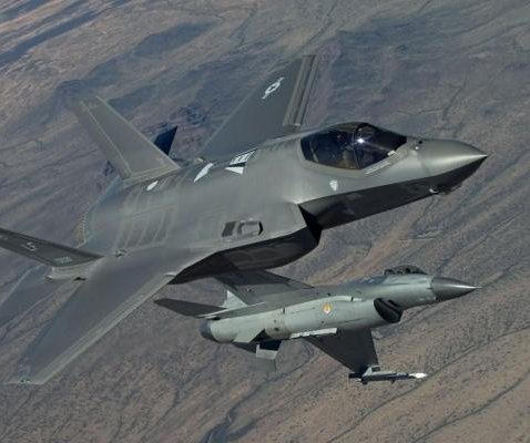 Lockheed Martin receives contract for F-35 Block 3F upgrade