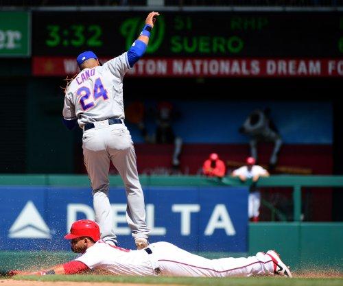 Late Gerardo Parra homer helps Nationals mash Mets