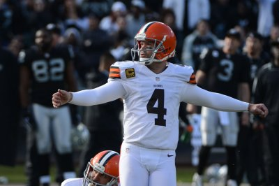Longtime NFL kicker Phil Dawson to sign one-day contract with Browns, retire