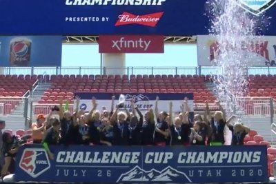 Houston Dash beat Chicago Red Stars in NWSL Challenge Cup final
