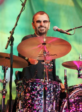 Ringo Starr begins European tour in Kiev