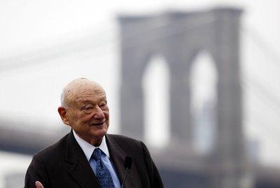 Ex-Mayor Koch released from hospital