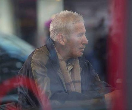 Richard Gere talks portraying homeless man in viral Facebook post