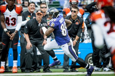 End came too soon for Ravens WR Steve Smith