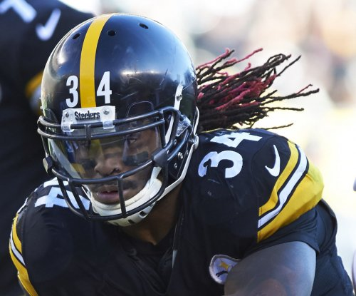 Steelers' depth a concern with RB DeAngelo Williams hobbled