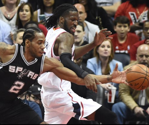 Kawhi Leonard's 41 points lift San Antonio Spurs past Cleveland Cavaliers in OT