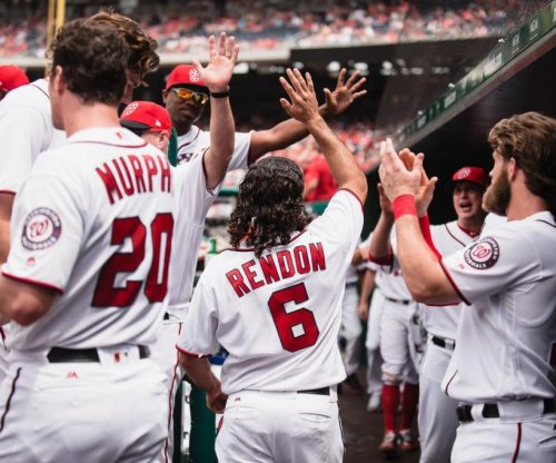 Washington Nationals smash New York Mets behind Anthony Rendon's 3 HRs, 10 RBI