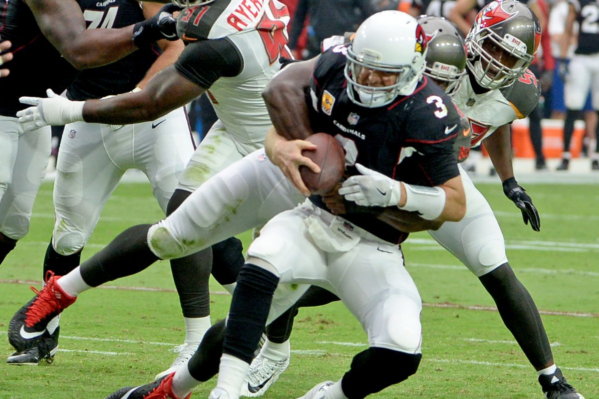 Carson Palmer Arizona Cardinals place quarterback on injured